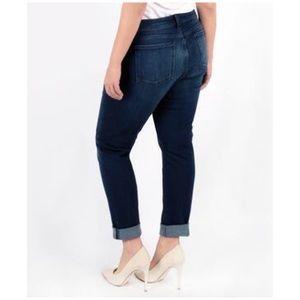 Kut from the kloth 24W Catherine Boyfriend Jeans